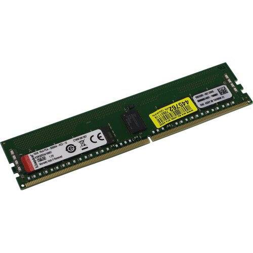 Модуль памяти Kingston Server Premier Registered DDR4 DIMM 16 Гб PC4-25600 1 шт. (KSM32RS4 / 16MEI)